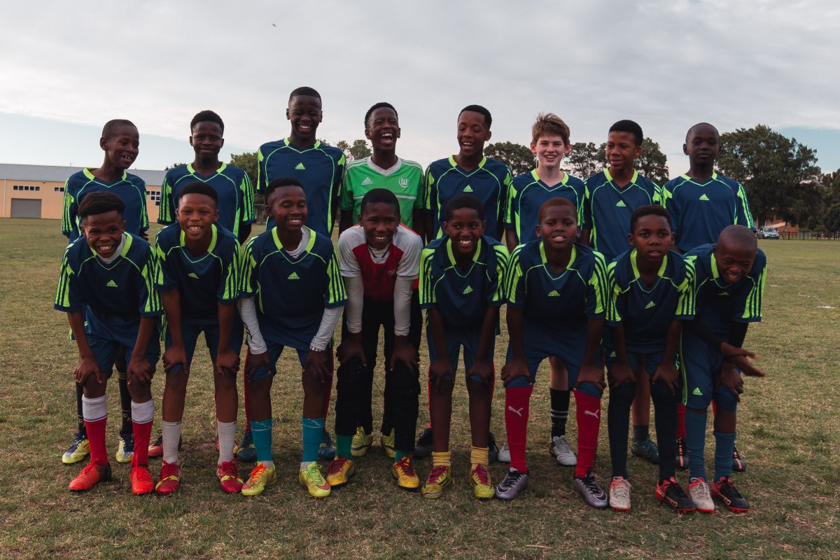 Young Bafana U14 Performance